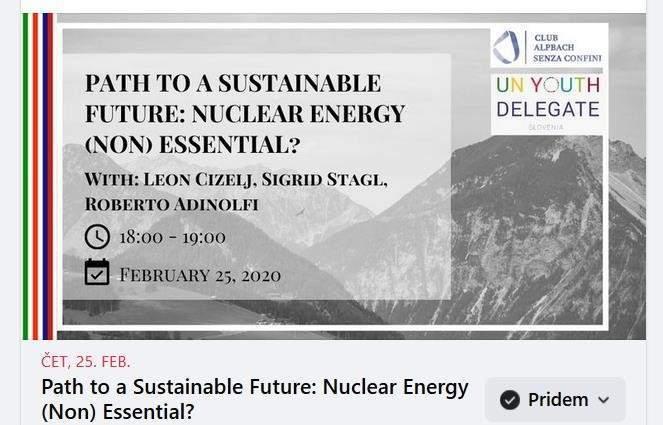 pot do trajnostne prihodnosti